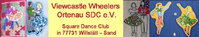 Titelzeile: Viewcastle Wheelers Ortenau SDC e.V. in 77731 Willst�tt-Sand